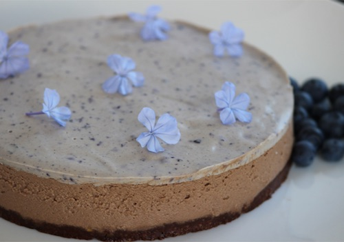 Chocolate Cheescake