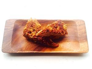 Millet goji berry cake