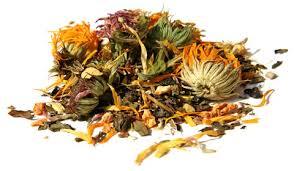 Healthy drink herbal tea