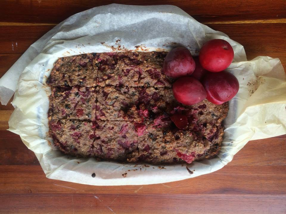 Summer Plum cake