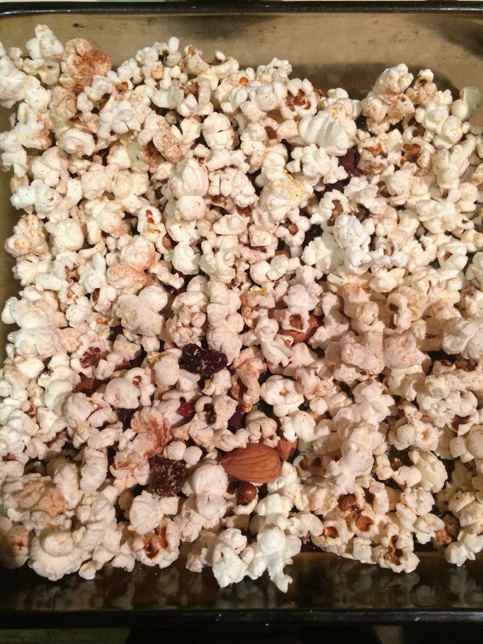 Magic Popcorn