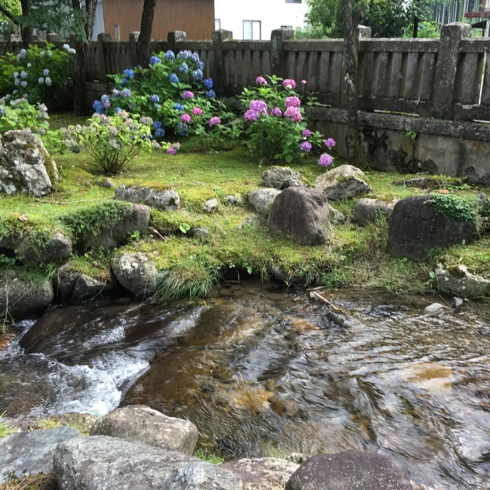 Hakuba local shrine