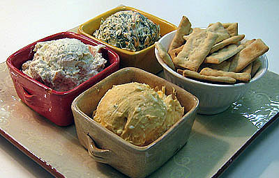 Nutritious Dips and Spreads Recipes